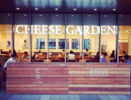 チーズに「特化」したカフェ@東京ソラマチ